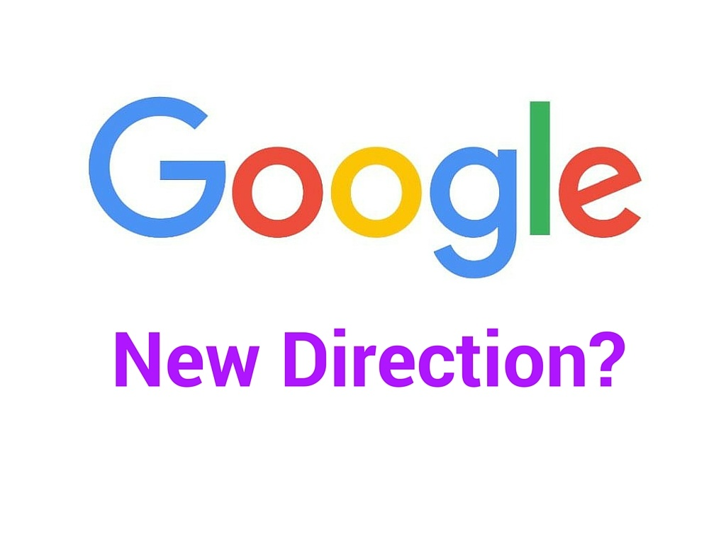 New Direction For Google? New Head Of Search From AI Department