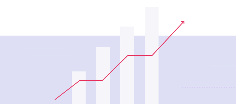 See growth - Graph icon