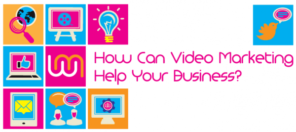 video marketing header image